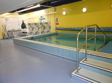 Our Hydrotherapy Pool