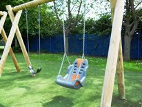 Our Bucket Swing Seat